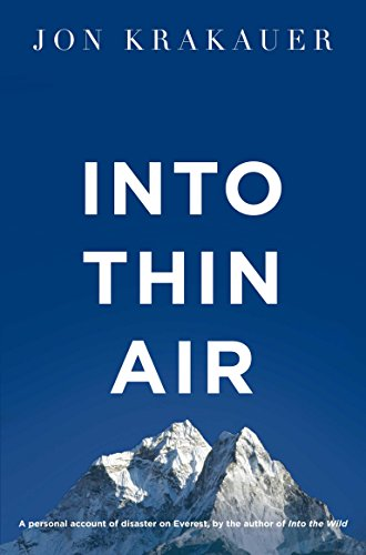 into thin air best trekking books