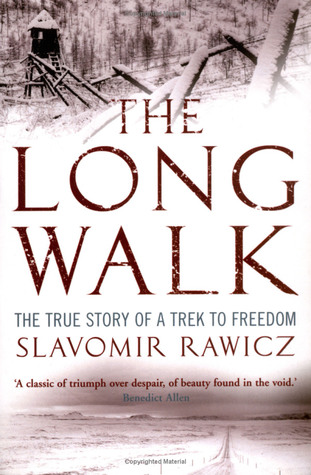 the long walk best trekking books