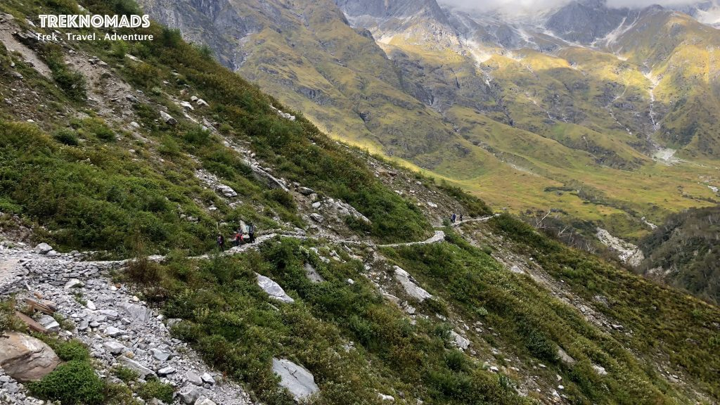 best time to trek to Valley of Flowers